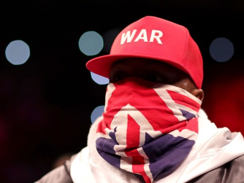 Dereck Chisora is NOT retiring despite brutal KO defeat to Dillian Whyte