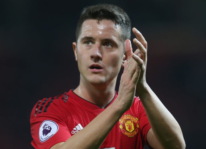 Man Utd star Ander Herrera is wanted by Arsenal