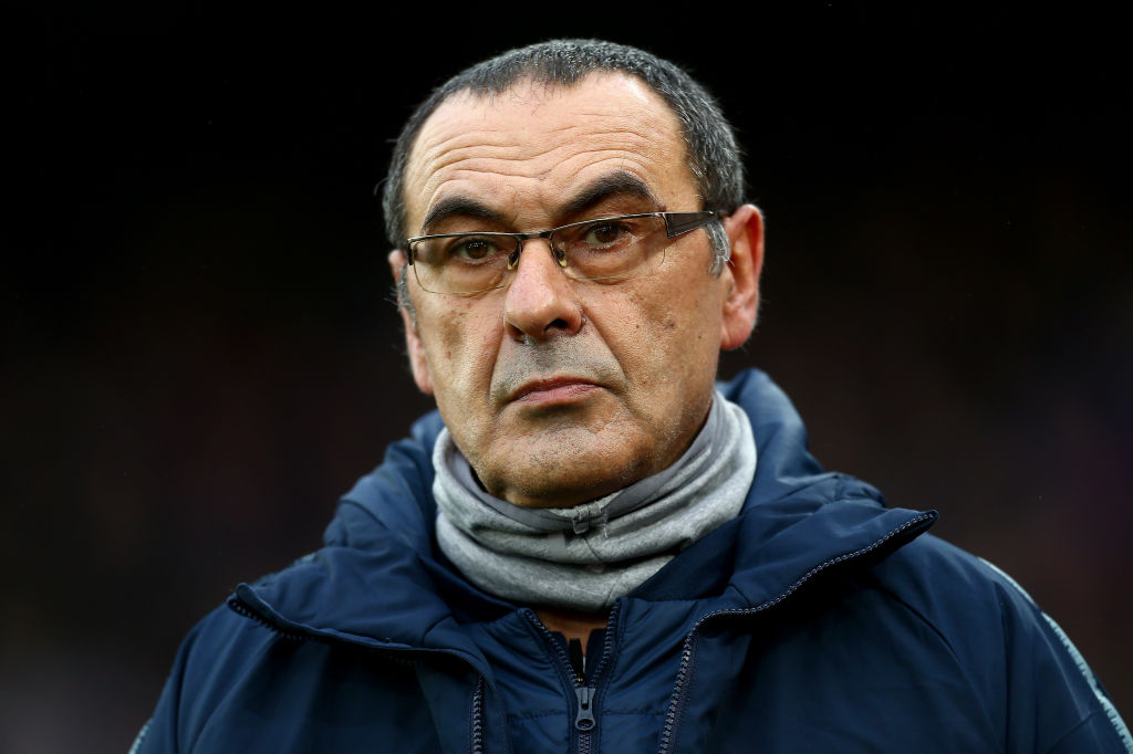 Chelsea board unhappy with Maurizio Sarri over two of his decisions