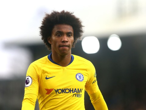 Barcelona set to make second January offer for Chelsea's Willian