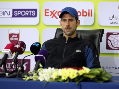 Novak Djokovic 'lost his focus' during shock Qatar Open semi-final defeat to Roberto Bautista Agut