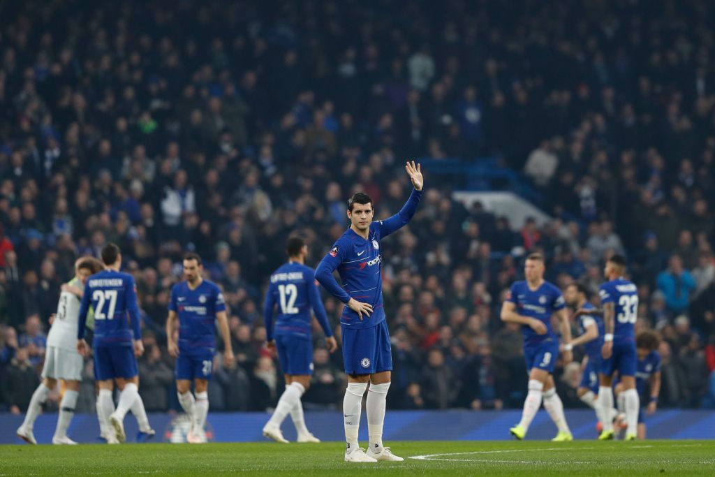 Bayern Munich to enquire about loan deal for Chelsea forward Alvaro Morata