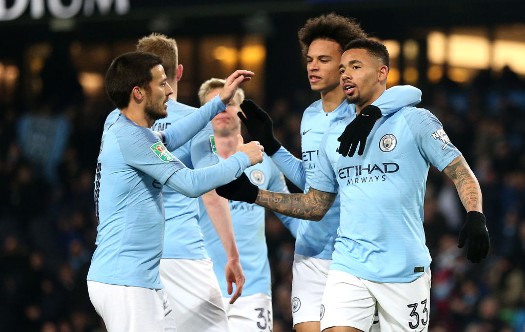 Pep Guardiola demanded more goals from Manchester City at half-time of Burton thrashing