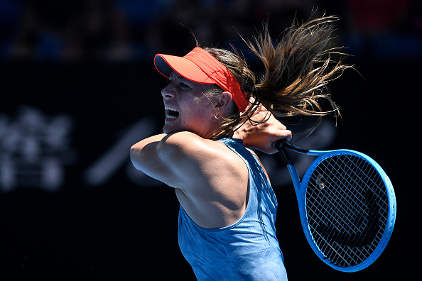 Maria Sharapova takes swipe at male tennis players in response to Andy Murray retiring