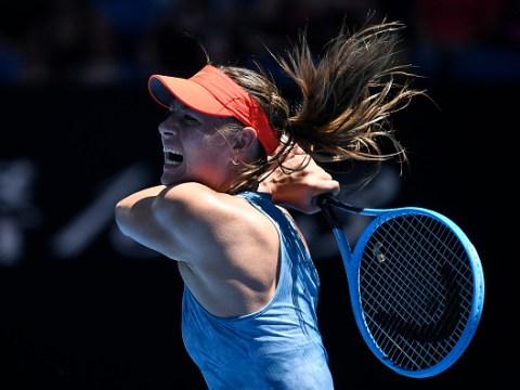 Maria Sharapova takes swipe at male tennis players in response to Andy Murray retiring