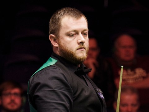 Defending champion Mark Allen beaten in Masters first round by Luca Brecel