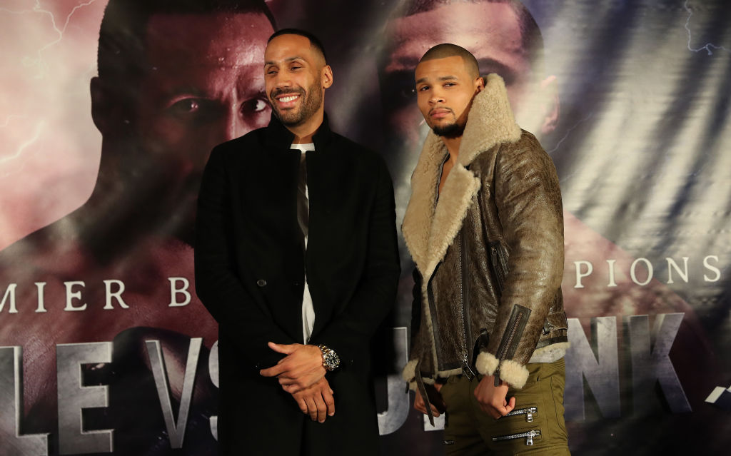 Chris Eubank Jr insists James DeGale would never tell truth about their sparring sessions
