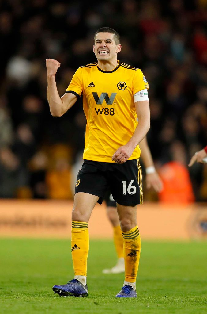 Wolves aim to fend off transfer interest in Conor Coady from Arsenal & Liverpool