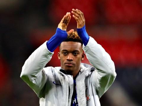 Callum Hudson-Odoi asks Chelsea team-mate Antonio Rudiger for advice over Bayern Munich transfer