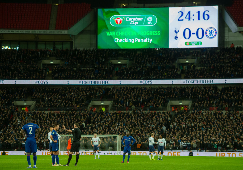 Ignore complaints, VAR will bring certainty to football