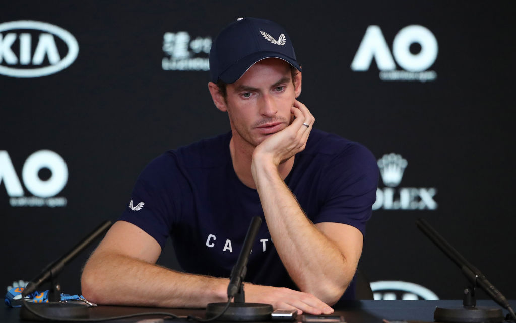 Why is Andy Murray going to retire from tennis?