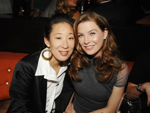 Grey's Anatomy's Ellen Pompeo is happy to give up bestie Sandra Oh for Killing Eve