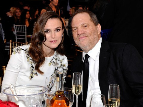 Keira Knightley claims she wasn't targeted by Weinstein because she 'had a certain amount of power'