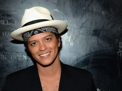 Bruno Mars throws epic shade at his own lyrics to hit song Grenade