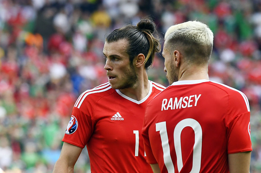 Aaron Ramsey ignored Gareth Bale advice to sign for Juventus