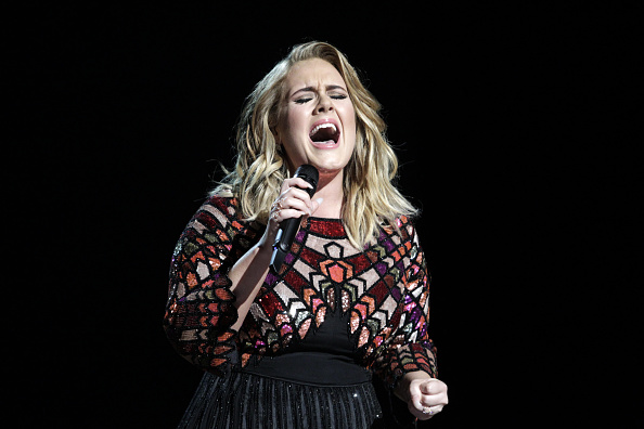 Adele 'closes touring company' after earning £142 million from live performances in one year