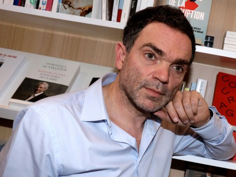 Author Yann Moix says women over 50 are too old to fall in love with