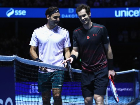 Roger Federer reacts to Andy Murray retiring and gives insight into his struggles