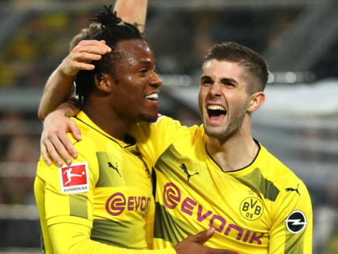 Michy Batshuayi sends message to 'special' Chelsea signing Christian Pulisic