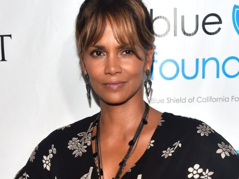 Halle Berry's Malibu house 'hit by burglars' as she fled California wildfires
