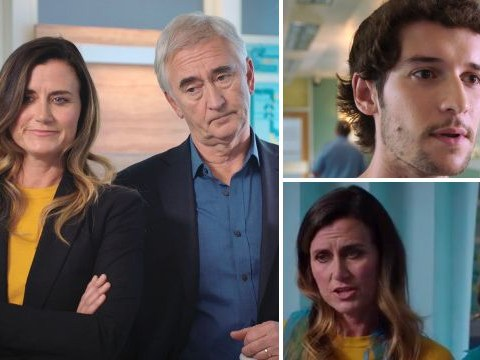 7 Holby City spoilers: Tom Campbell-Gore ruffles feathers at Holby