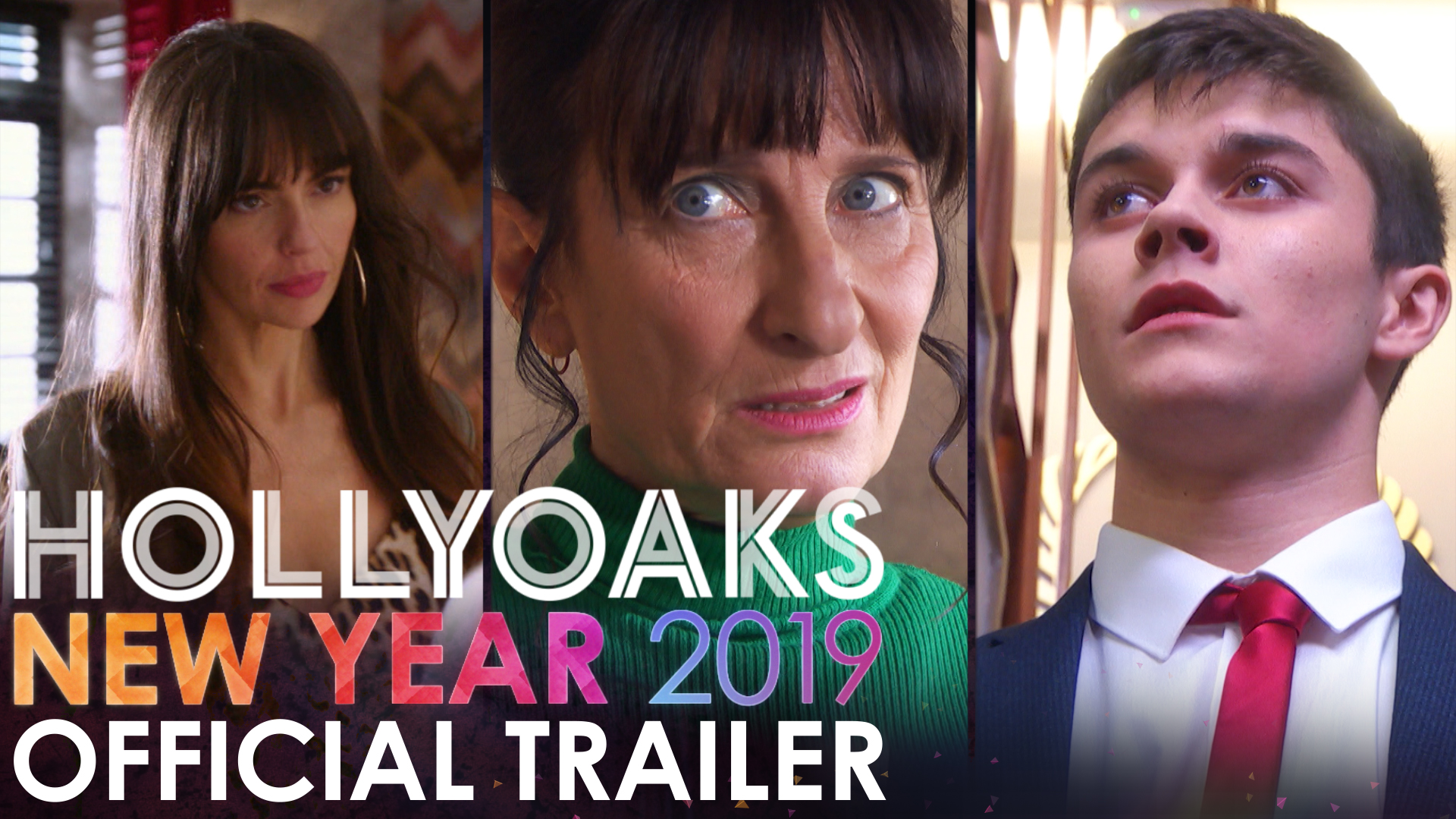 Hollyoaks spoilers: New trailer reveals Breda's hostage, Buster's trial and Mandy's impossible choice