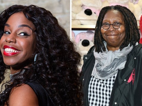 London Hughes claims nobody wanted a travel show with her and Whoopi Goldberg