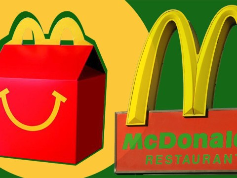 McDonald's is finally offering a vegetarian Happy Meal