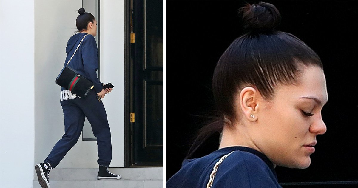 Jessie J pictured for the first time since tragic death of longtime bodyguard