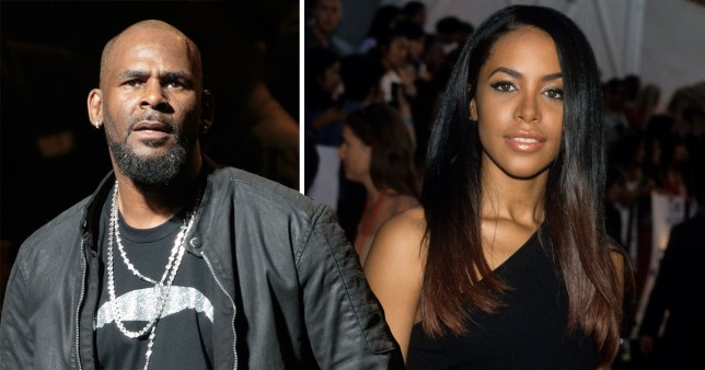 Aaliyah's mum responds to claims R Kelly had sex with singer