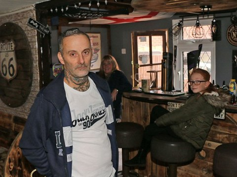 Dad ordered to knock down 'secret pub' he built in his back garden