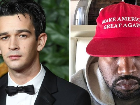What would old Kanye West think of the Trump-loving rapper today, asks The 1975's Matty Healy
