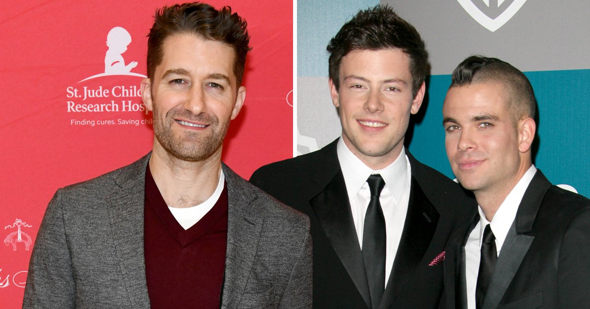 Matthew Morrison says Cory Monteith and Mark Salling's death are 'warning about dark side of fame'