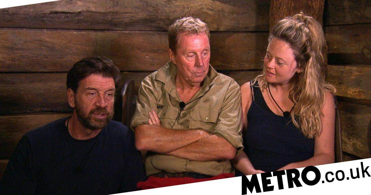 Itv im a celebrity 2019 twitter cover