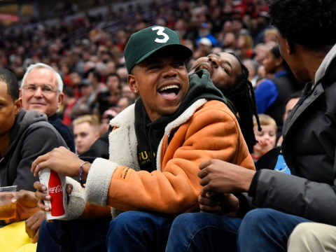 Chance The Rapper is marrying his childhood sweetheart and the way he announced it had us all crying