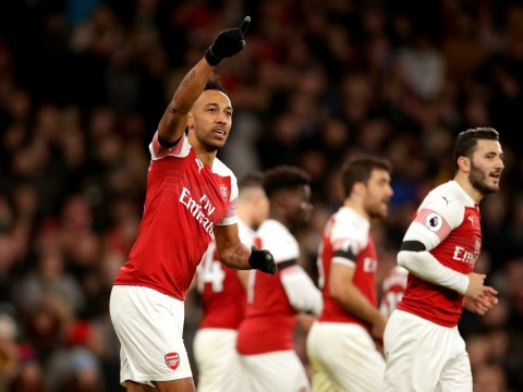 Arsenal bounce back from Liverpool thrashing with 4-1 win against Fulham