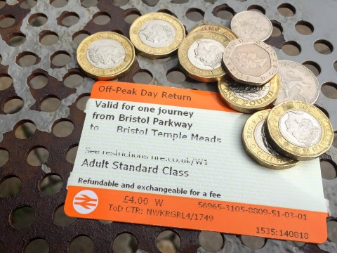 Just a few examples show how much more expensive some rail journeys will now be