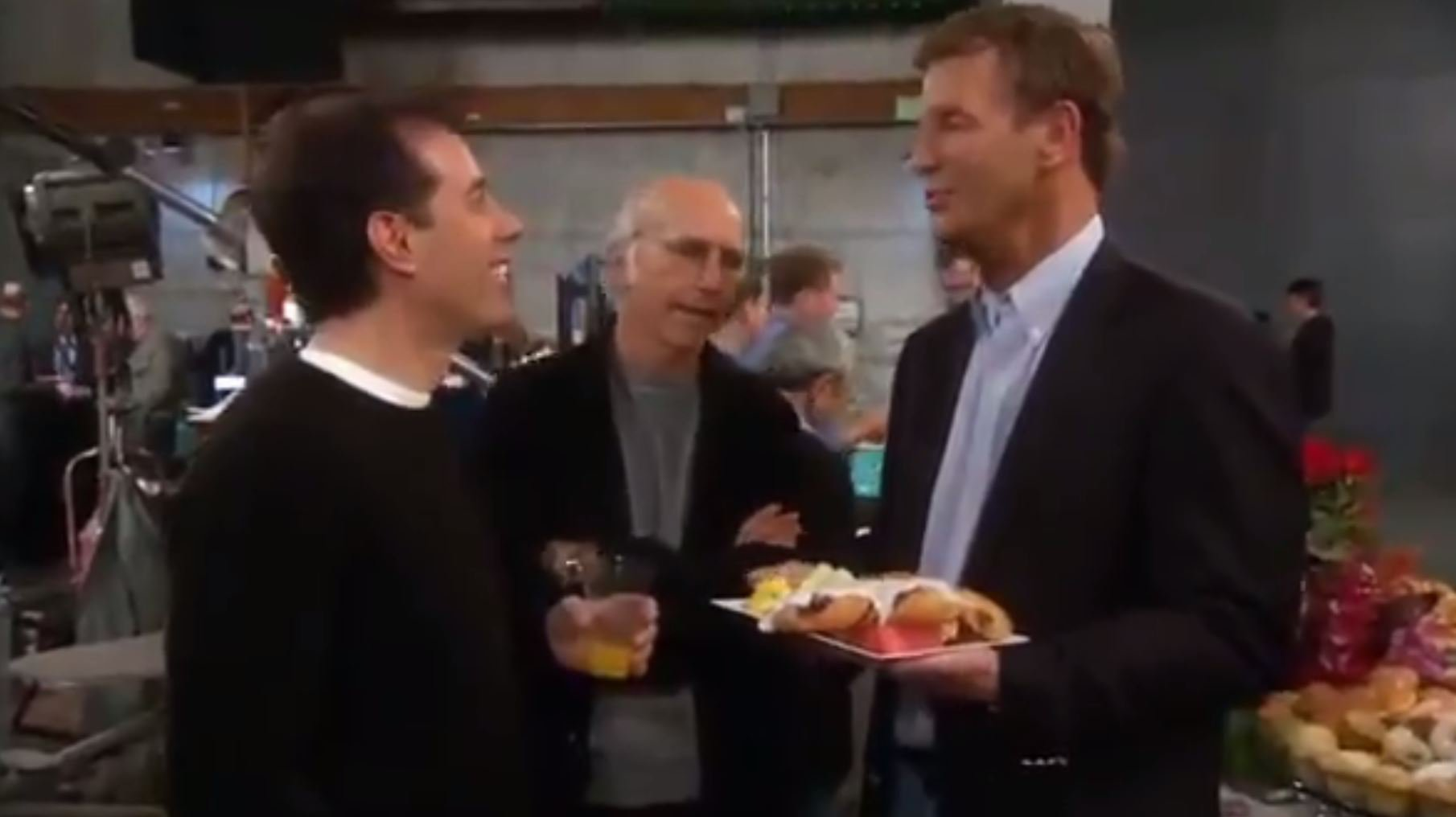 Bob Einstein's too-dirty joke that had Jerry Seinfeld nearly in tears on Curb Your Enthusiasm