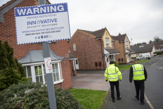 Residents paying for private security to keep them safe after spate