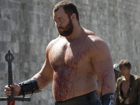 Game Of Thrones' The Mountain lifts an incredible 474kg and breaks own World Strongman record