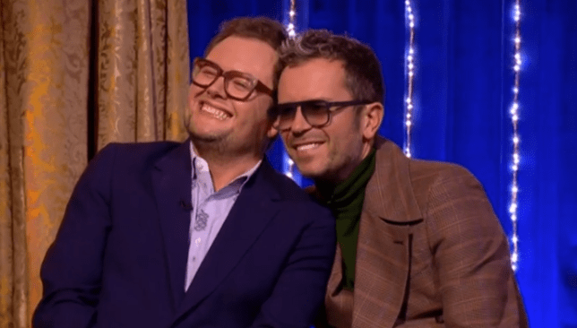d9a70409bca Alan Carr reveals wedding to Paul Drayton was paid for entirely by Adele  and we re jealous