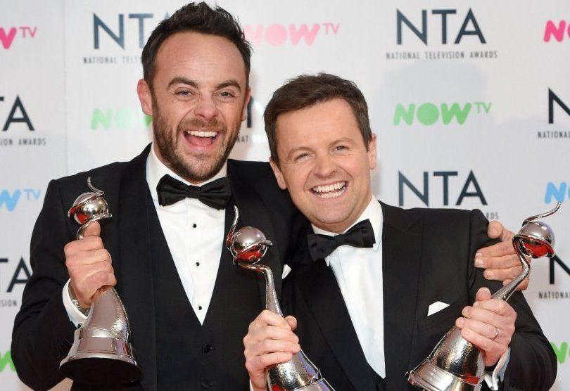 Ant McPartlin 'made £3 million' last year despite drink-driving conviction and absence from TV