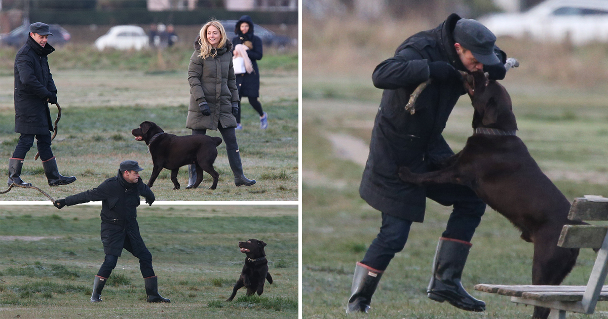 Ant McPartlin kisses dog Hurley as he moves on from Lisa Armstrong woes with Anne-Marie Corbett