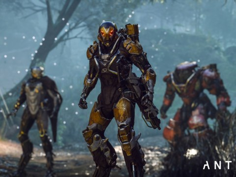 Anthem hands-on preview and interview – 'superheroic combat'