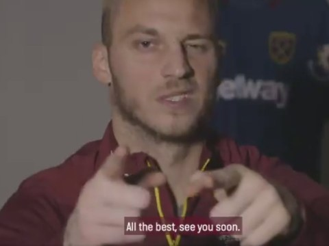 Marko Arnautovic sends grovelling message to West Ham fans after transfer U-turn