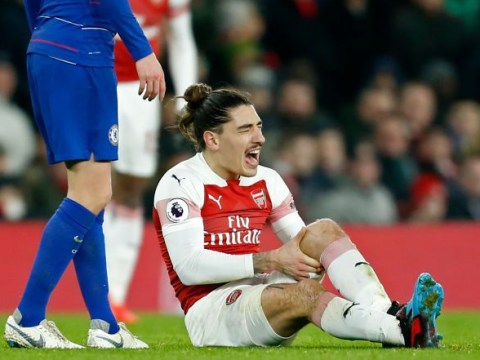 Laurent Koscielny reveals the advice he gave to Hector Bellerin after horror injury