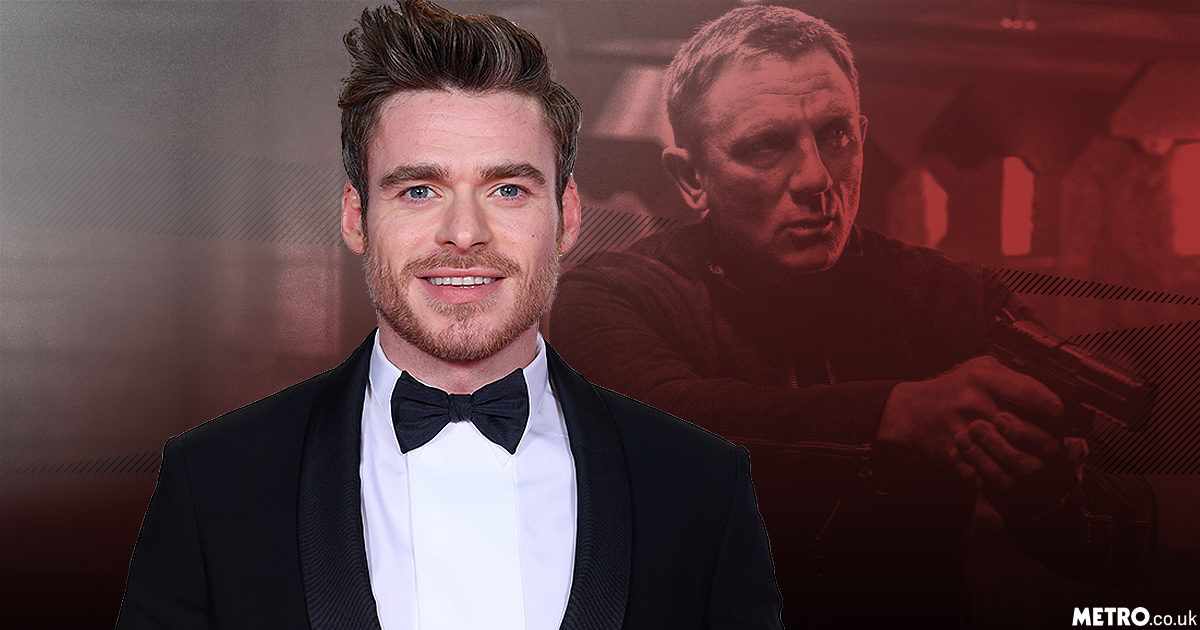 Screen Actors Guild Awards 2019: Richard Madden remains coy over James Bond rumours
