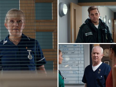 Casualty review with spoilers: Duffy and Charlie are the hot topic