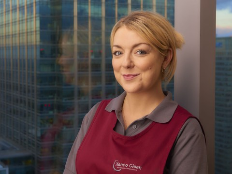 What time is Sheridan Smith drama Cleaning Up on ITV and how many episodes are there?