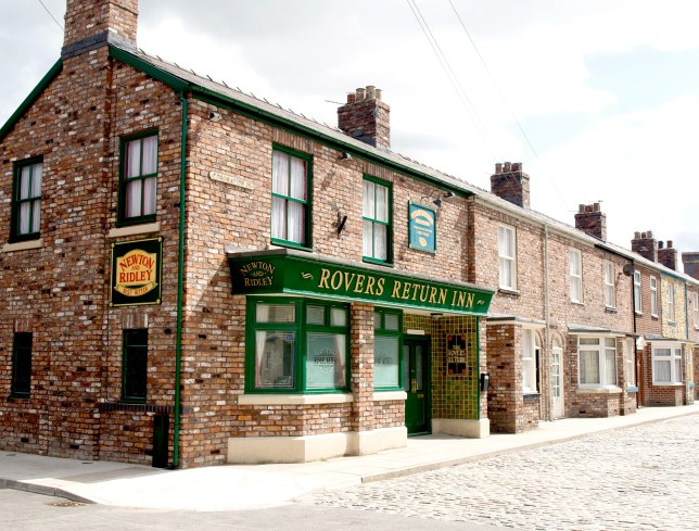 The Rovers is the hub of Coronation Street